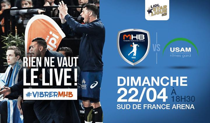Montpellier / Nimes
