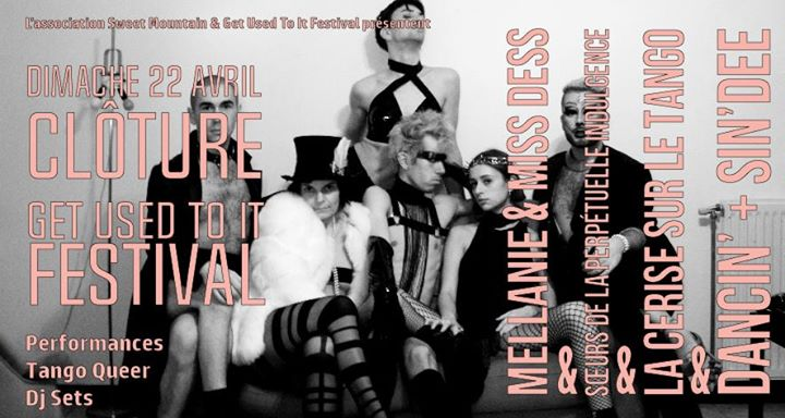 Mellanie & Miss Dess - La Cerise Sur Le Tango - Dancin' +Sin'Dee