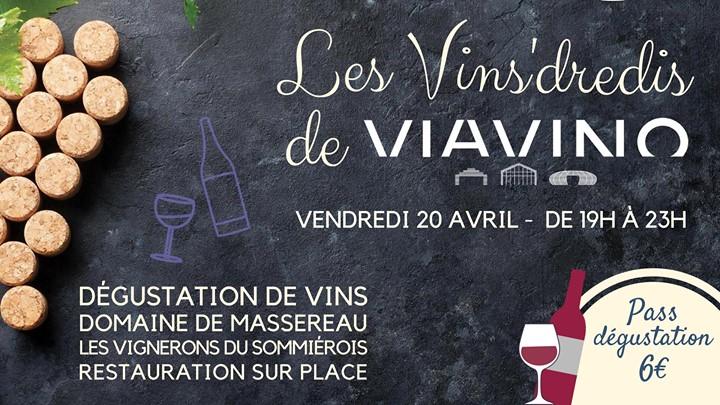 Les Vins'dredis De Viavino - Saison 2