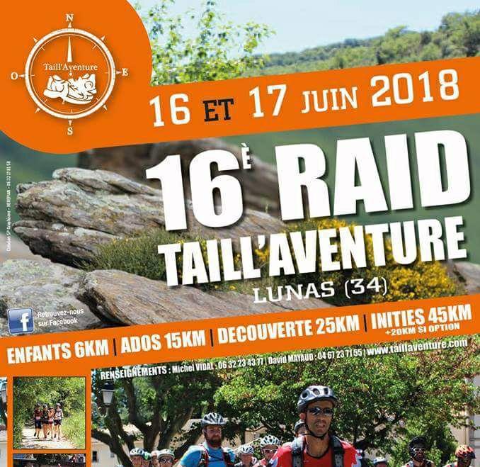 Raid Taill'aventure Lunas