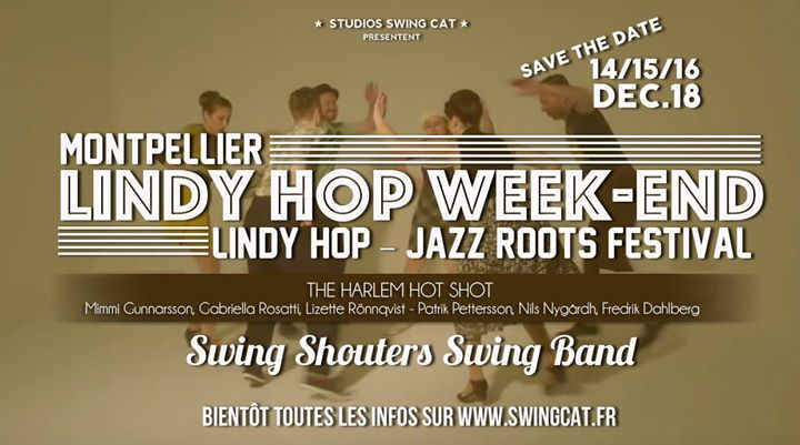 Montpellier Lindy Hop Week-end