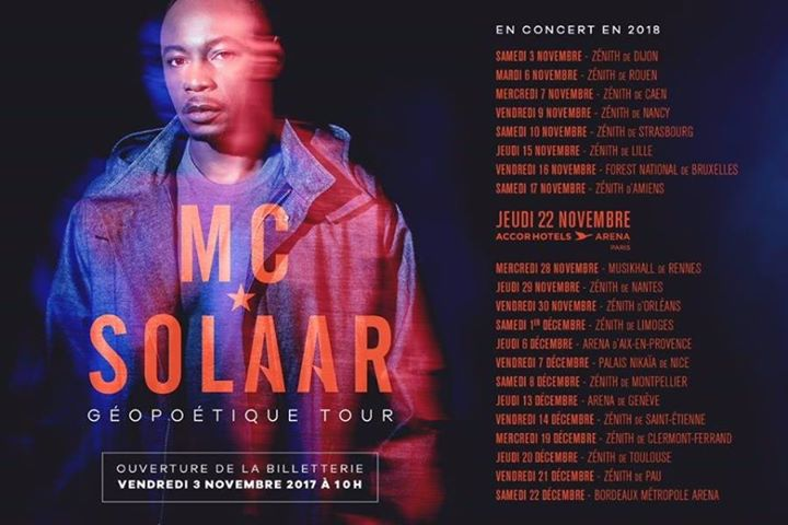 Mc Solaar - Toulouse