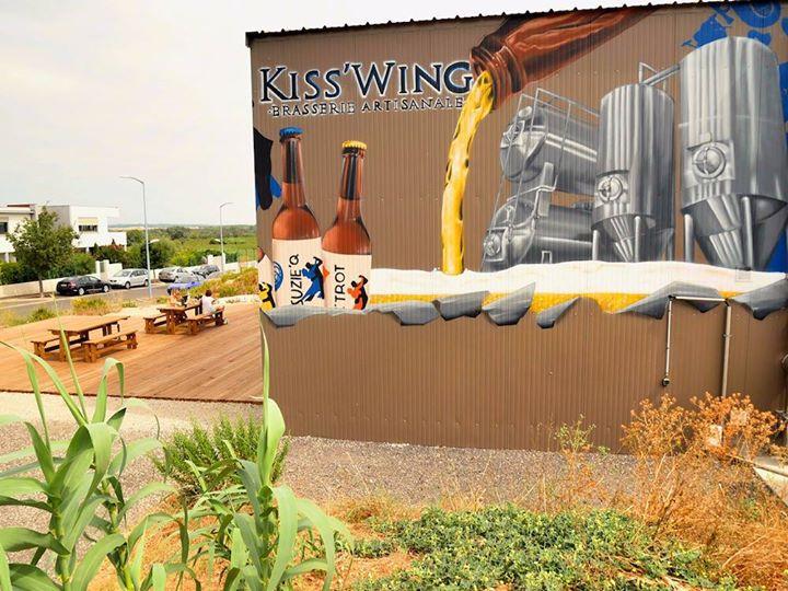 Soirée Brasserie Kiss'Wing