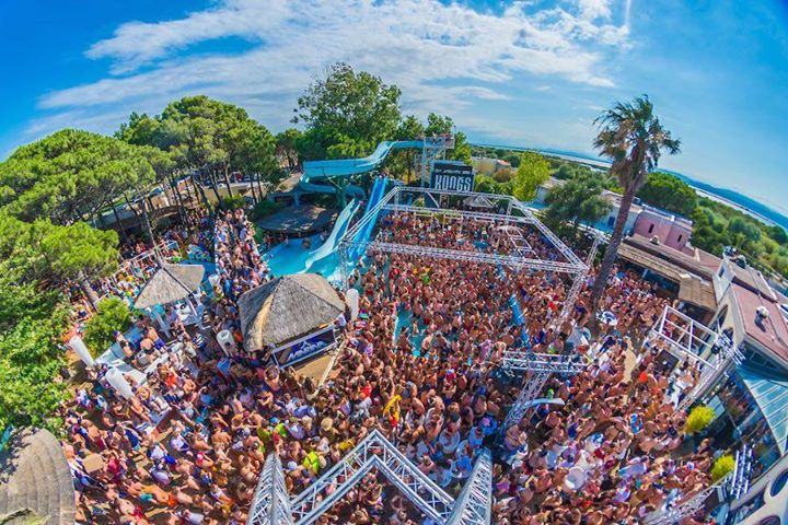 Pool Party DJ Mag Electrobeach Festival 2018