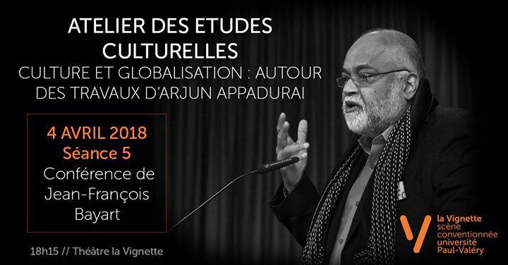 Atelier Des Études Culturelles # 5