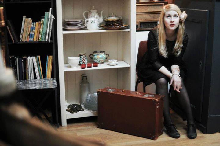 emily cole solo concert au gazette caf mardi 16 janvier. Black Bedroom Furniture Sets. Home Design Ideas