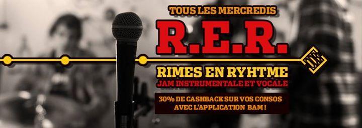 R E R - Rimes En Rythme Jam Session - Free