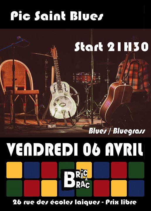 Pic Saint Blues // Bric à Brac