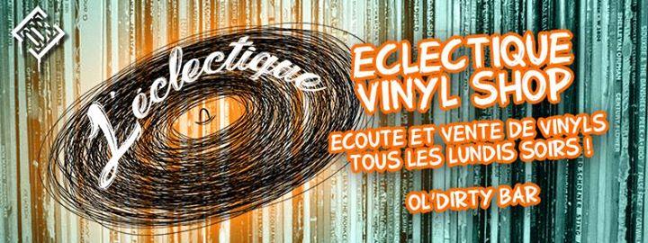 Eclectique Vinyl Shop