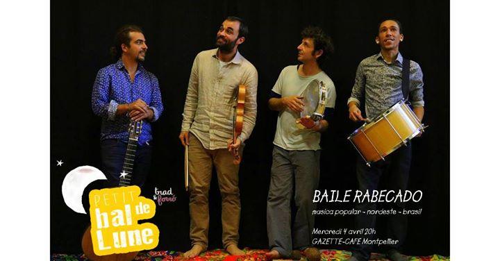 Baile Rabecado (bal Forrò)