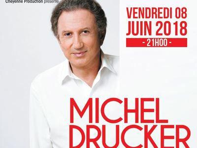 One Man Show Michel Drucker Sète