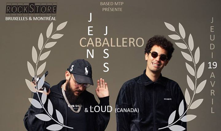 Concert Based Mtp W/ Caballero & JeanJass + Loud