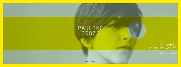 Pauline Croze + Guest , Rockstore- Montpellier