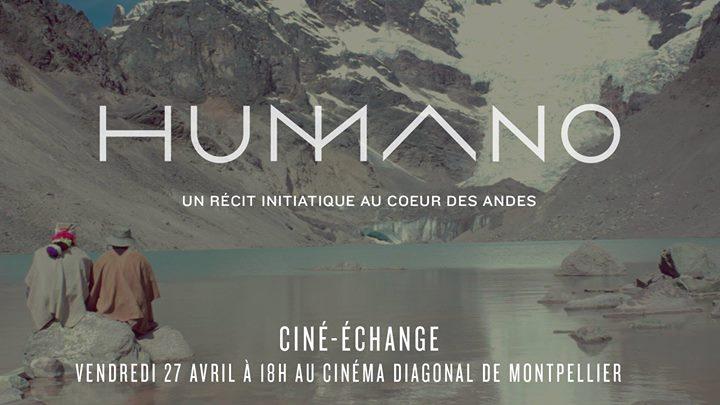 Humano - Le Film : Ciné-échange à Montpellier