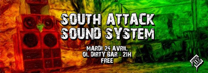 South Attack - Ol' Dirty Bar Session - Free