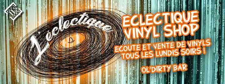 Eclectique Vinyl Shop