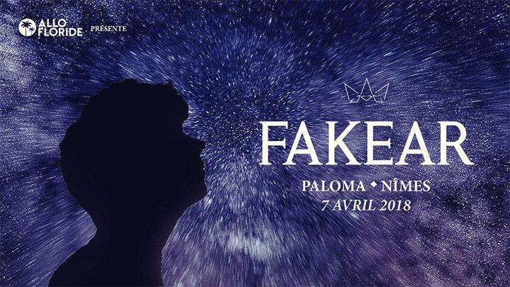 Fakear €� Paloma, Nîmes