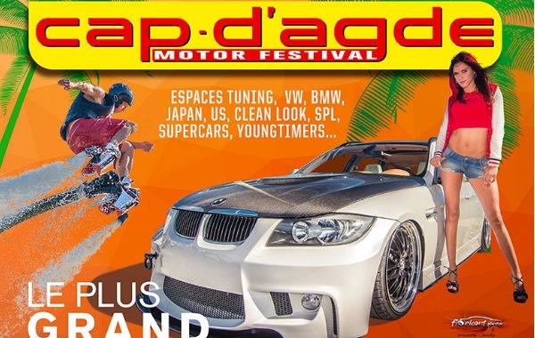 Cap D'Agde Motor Festival - 2018