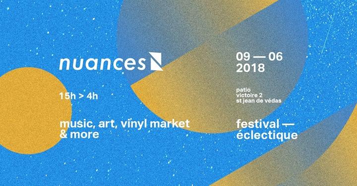 Nuances Festival 2018