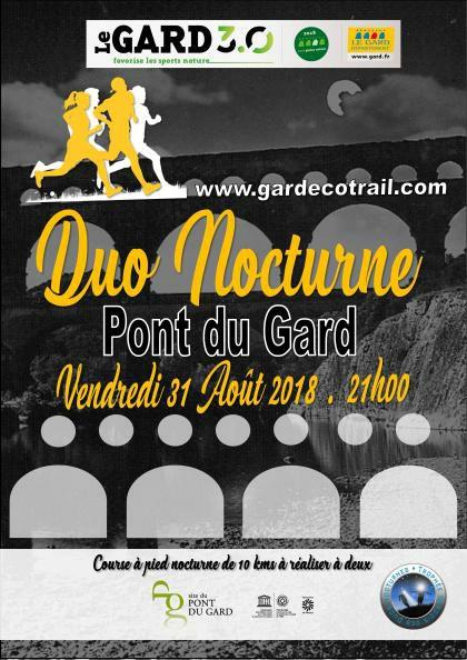 Duo Nocturne Du Pont Du Gard 2018