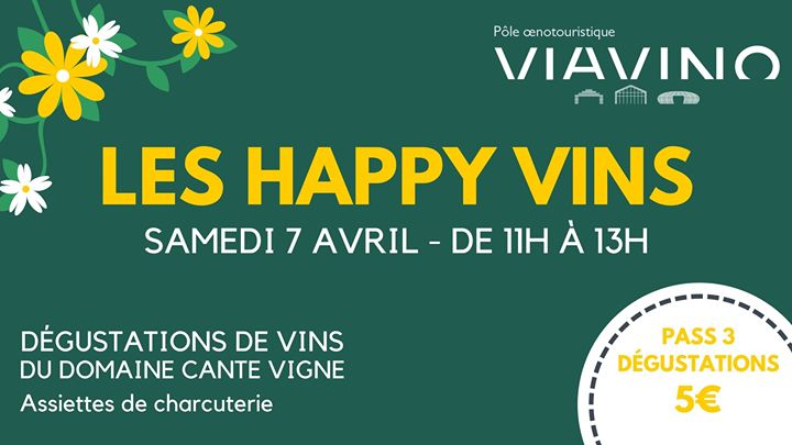LES HAPPY VINS