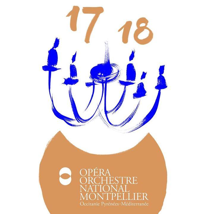 Opéra Orchestre national Montpellier Occitanie Montpellier