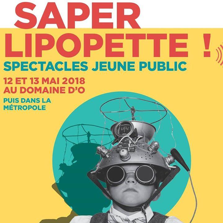 Festival Saperlipopette Montpellier